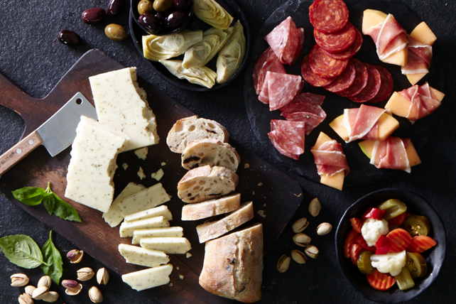 Meat Lover's Cheese Board Image 1