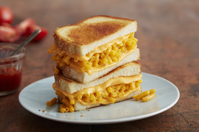 Grilled Cheese au KD