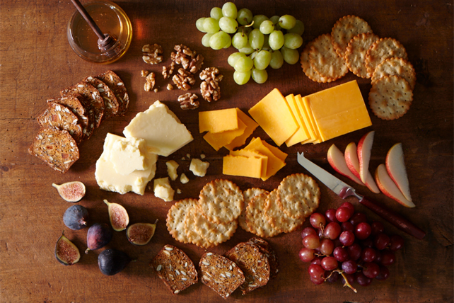 The Classic Cheese Board Image 1