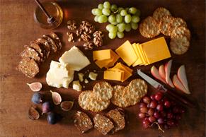 Le plateau à fromages classique