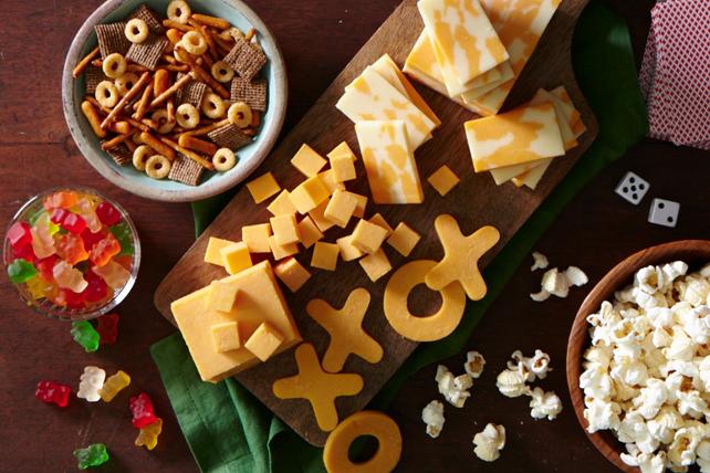 Plateau à fromages pour le grand match Image 1