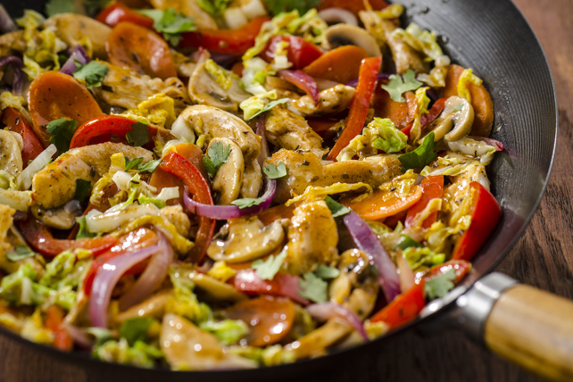 Caribbean Weeknight Stir-Fry Image 1
