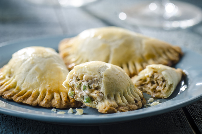 Jerk Chicken Pastries Image 1