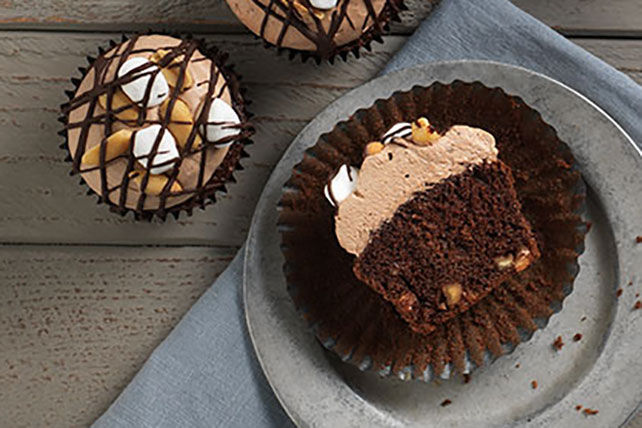 Rocky Road Cupcakes Image 1
