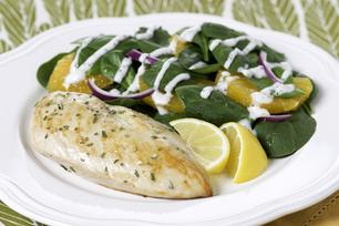 Lemon & Rosemary Chicken