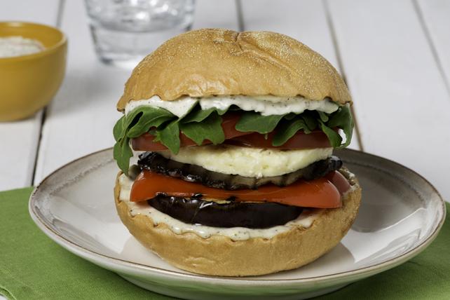 Portobello Burger Image 1