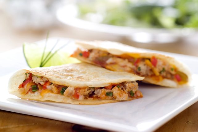 Tex Mex Chicken Quesadillas Image 1