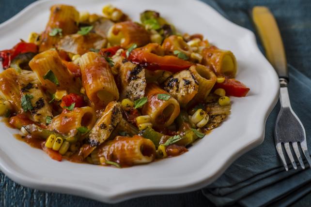 Louisiana Chicken & Pasta Toss Image 1