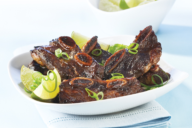 Teriyaki Grilled Beef Short Ribs Image 1