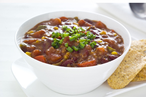 DIANA Smokehouse Vegetarian Chili