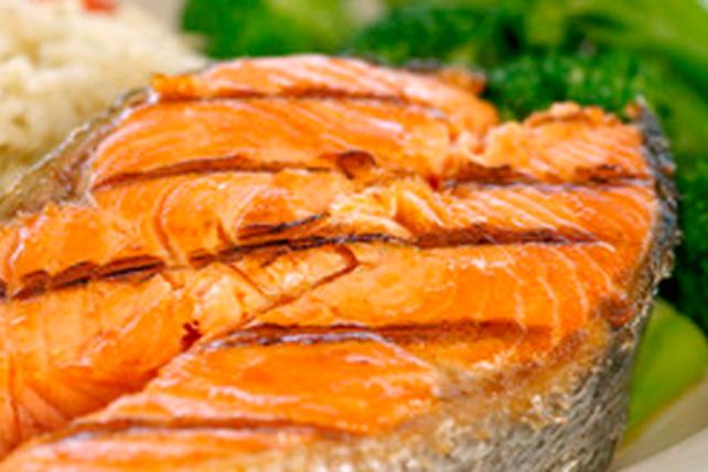 Salmon Teriyaki Image 1