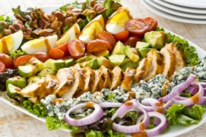 Smoky Blue Cheese Cobb Salad
