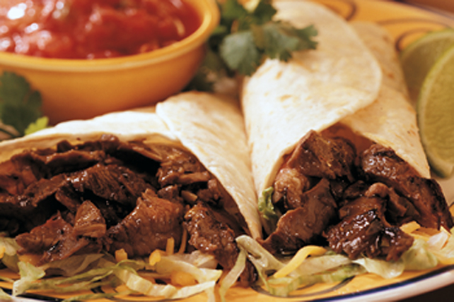 Steak Spice Fajitas Image 1