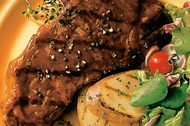 Peppercorn Steak Image 1