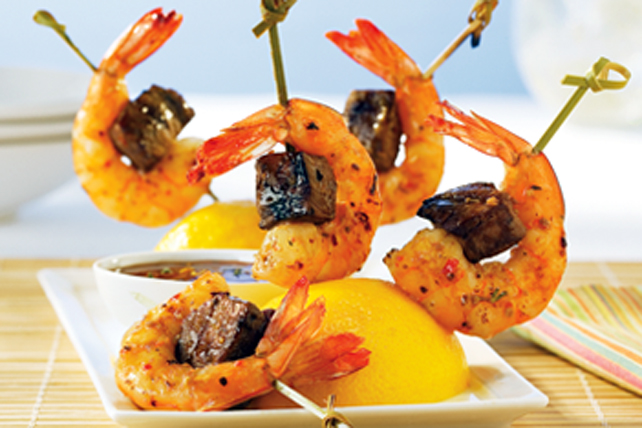 Surf and Turf Kabobs Image 1