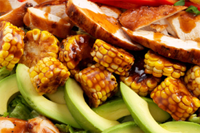 Baja Grilled Chicken Chef's Salad