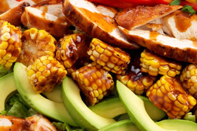 Salade du chef au poulet grillé à la mode de Baja Image 1