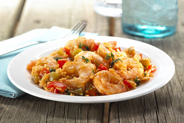 Easy Jambalaya Recipe Image 1