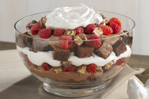 Chocolate Passion Trifle