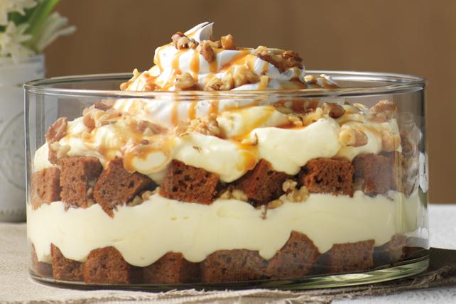 Bagatelle au gâteau aux carottes Image 1