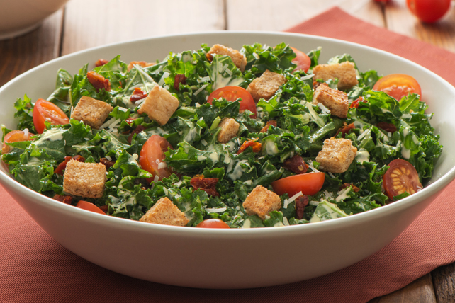 Kale-Chipotle Caesar Salad Image 1