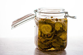 Bread-and-Butter Refrigerator Pickles