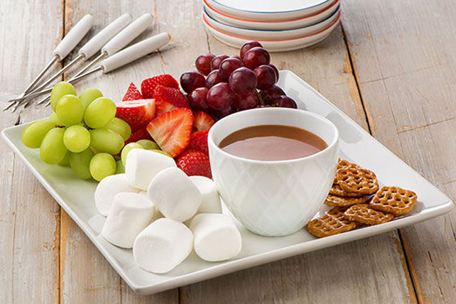 Trempette-dessert au café et au caramel Image 1
