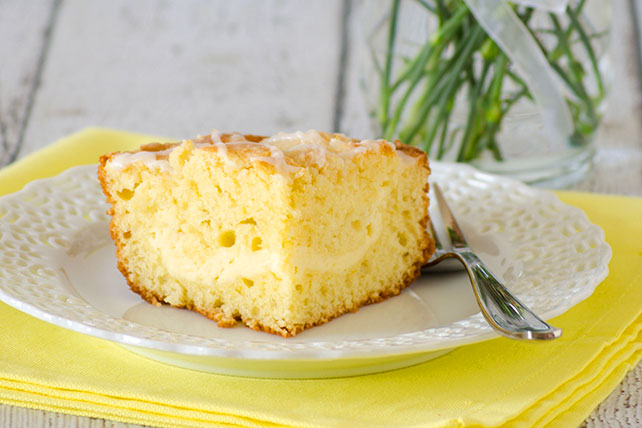 Lemon Cream Cheese Coffee Cake Image 1
