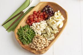 Salade grecque festive