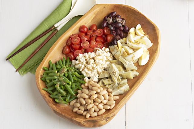 Salade grecque festive Image 1