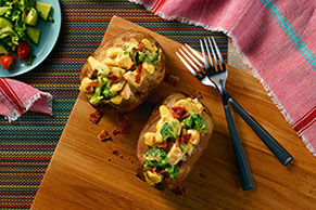 VELVEETA® Slow Cooker Creamy Chicken & Bacon Potatoes