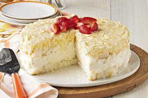 Pineapple No-Bake Cheesecake Dessert