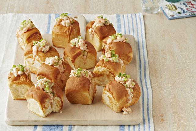 Petits pains aux crevettes Image 1