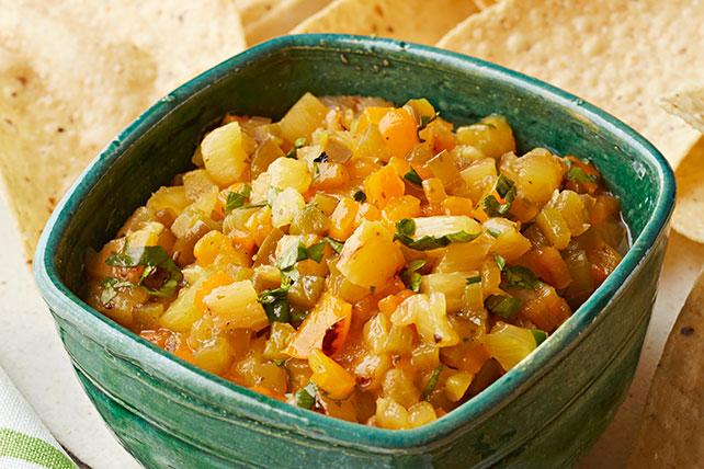 Picante salsa con piña y jalapeños Image 1