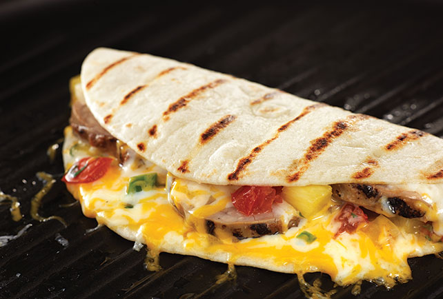Chipotle Pork Quesadillas Image 1
