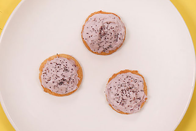 Lemon-Blueberry Munchies Image 1