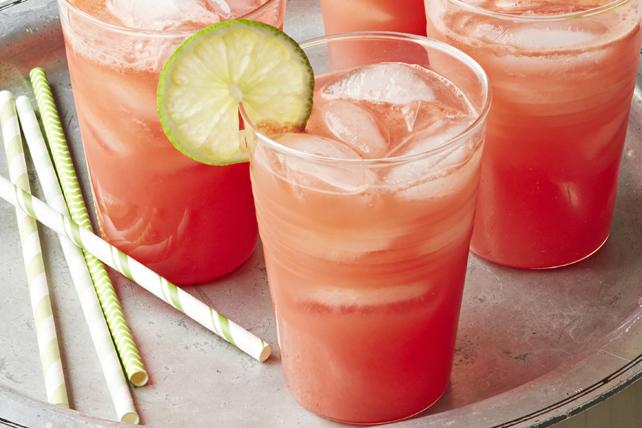 Agua fresca au melon d'eau Image 1