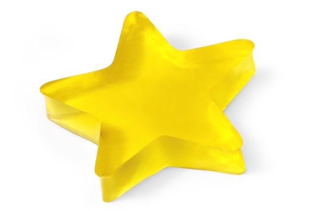 Lemon JELL-O JIGGLERS Image 1