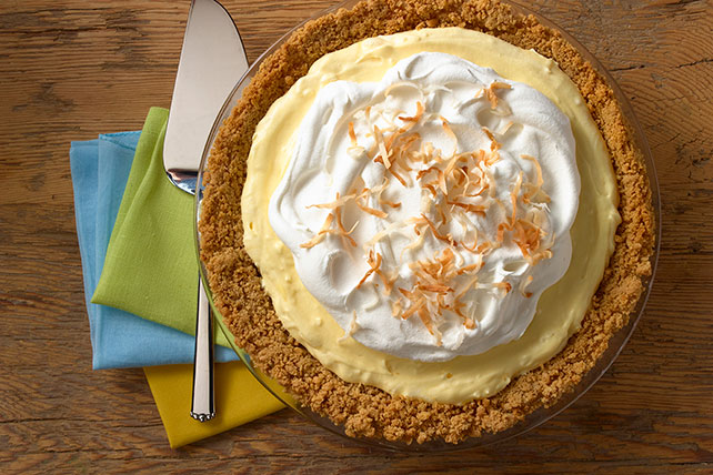 Double Coconut Cream Pie Image 1