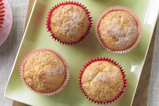 Muffins aux bananes éclair Image 1
