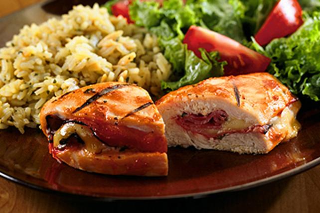 Cordon-bleu de poulet barbecue Image 1