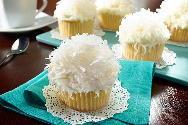 Coconut-Lime Cupcakes Image 1