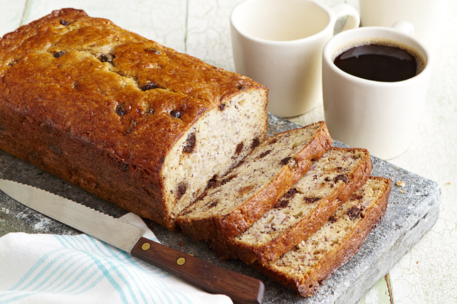 Chocolate Chip-Banana Bread Image 1