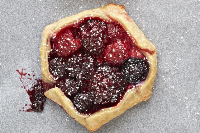 Mini Mixed Berry Tarts Image 1