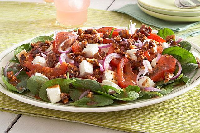 Salade «BLT» tiède Image 1