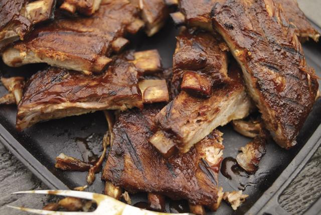 Côtes levées barbecue au bourbon Image 1