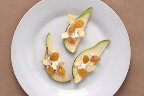 Pear & Raisin Delight