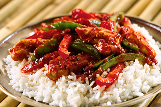 Mexican Pepper Chicken Image 1