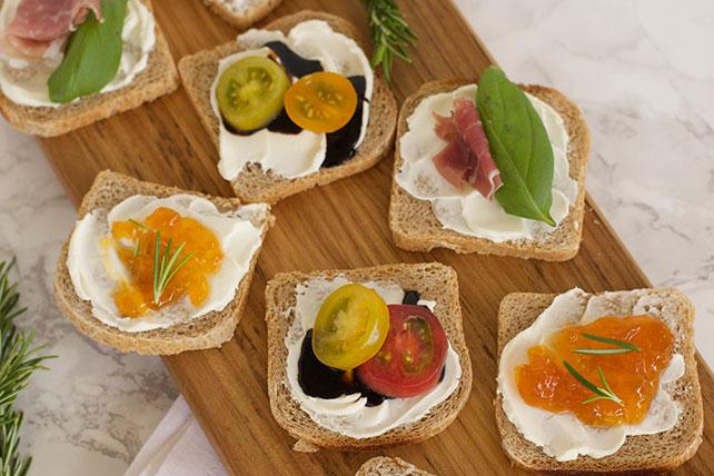 Variety Crostini Platter Image 1