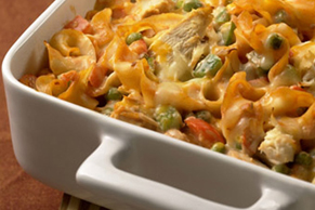 Creamy Tomato and Chicken Casserole